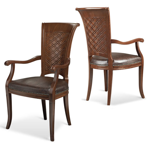 Classic chairs : Kapri Arm