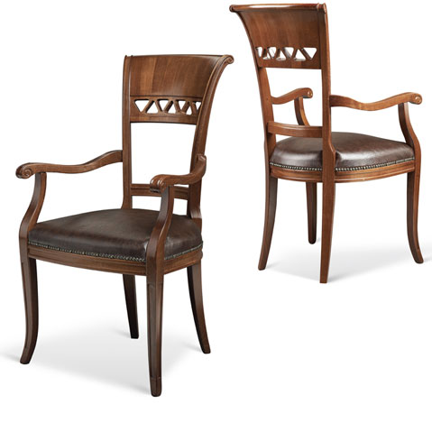 Classic chairs : Larissa Arm