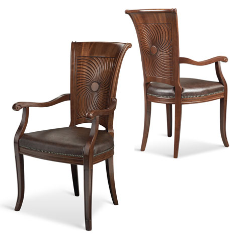 Classic chairs : Nataly Arm