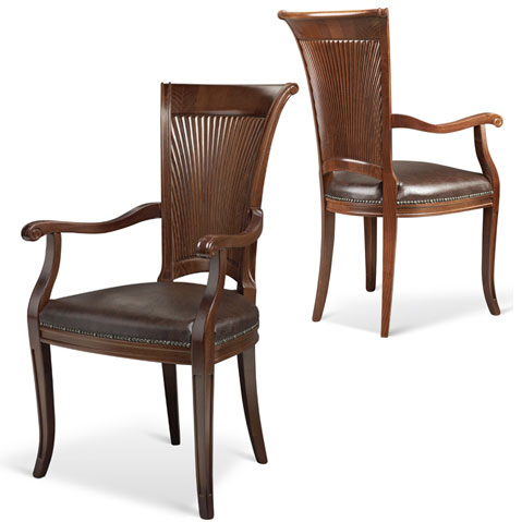 Classic chairs : Optima Arm